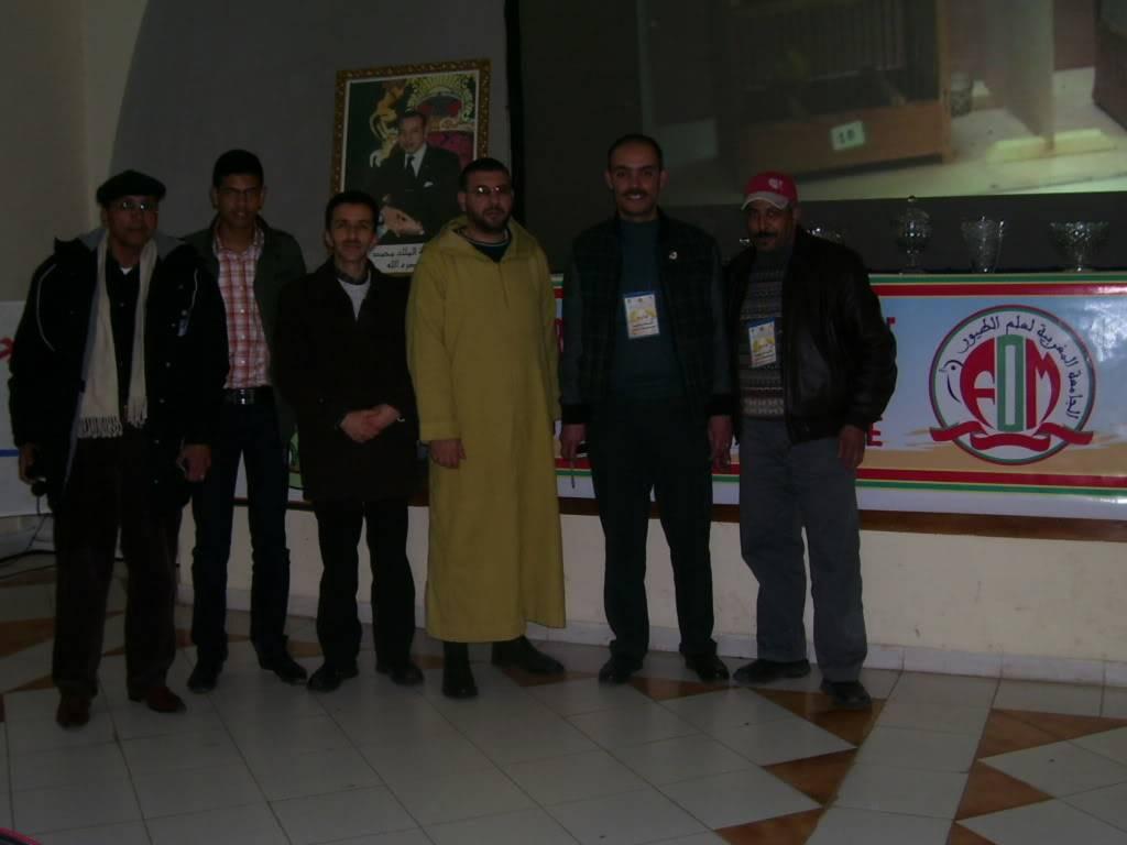 les photos de concour de malinois Marrakech 100_2834