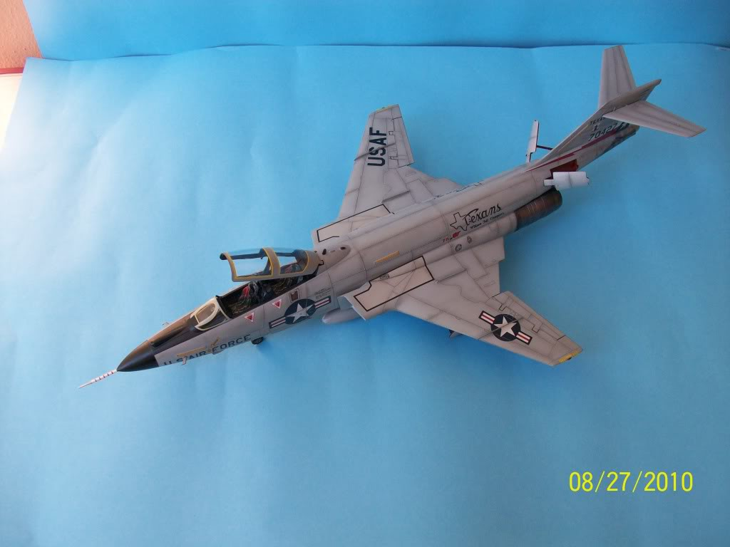 F-101 VOODOO  Monogram 1/48 100_2742