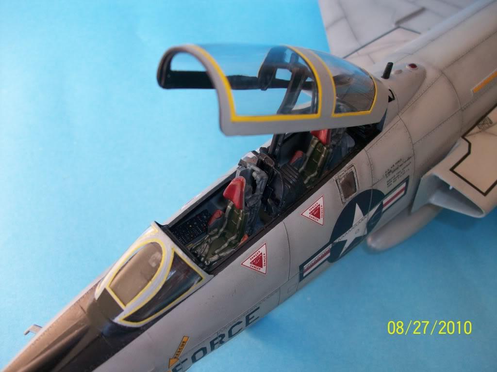 F-101 VOODOO  Monogram 1/48 100_2743