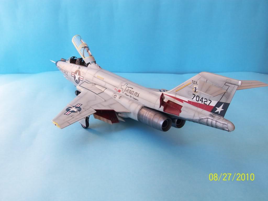 F-101 VOODOO  Monogram 1/48 100_2746
