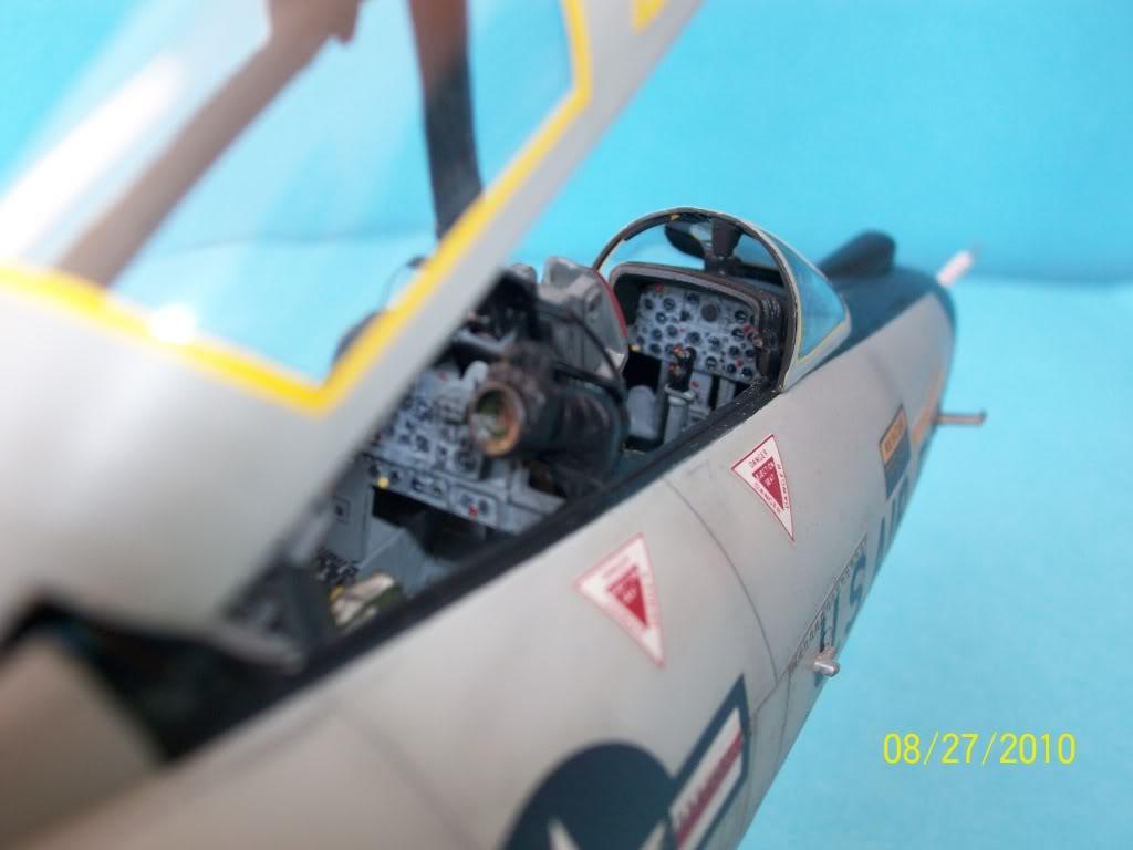 F-101 VOODOO  Monogram 1/48 100_2752