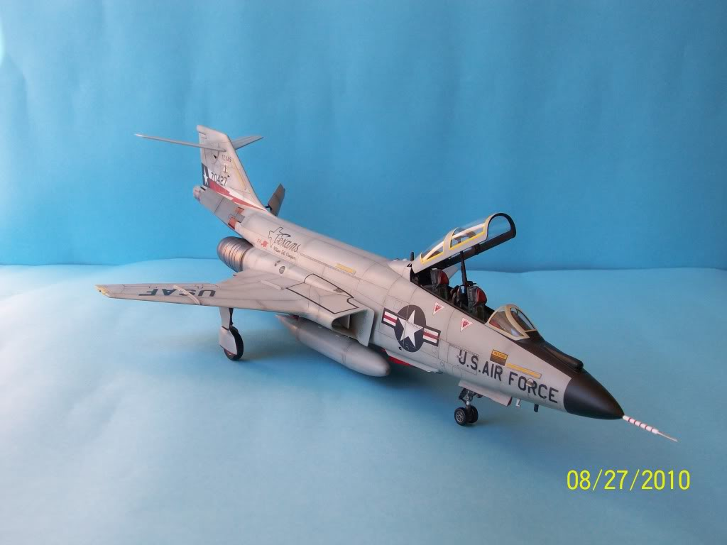 F-101 VOODOO  Monogram 1/48 100_2758
