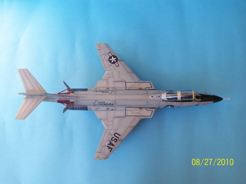 F-101 VOODOO  Monogram 1/48 100_2760