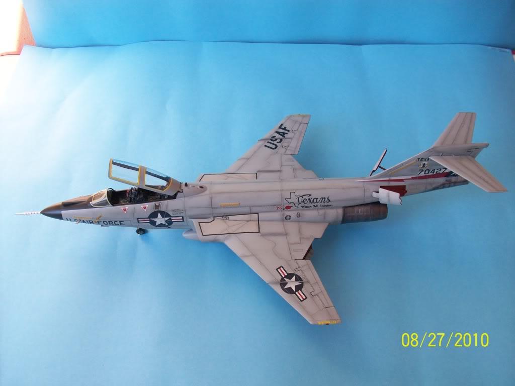 F-101 VOODOO  Monogram 1/48 100_2774