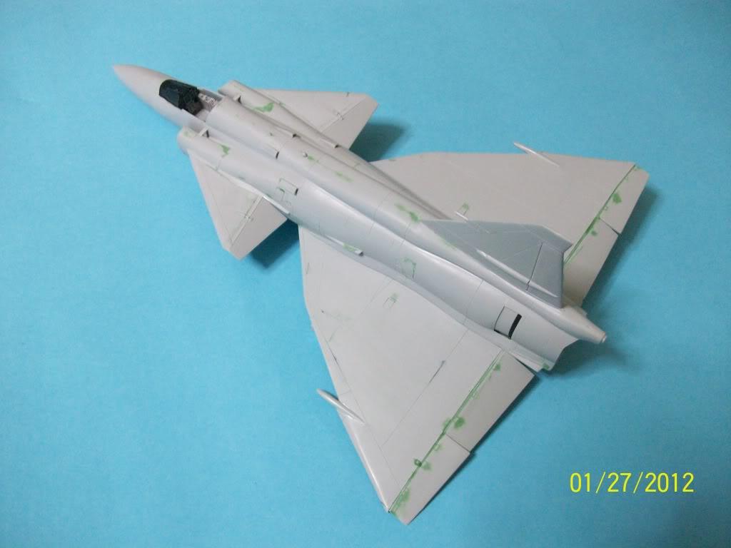 SAAB VIGGEN Airfix 1/48 100_5257