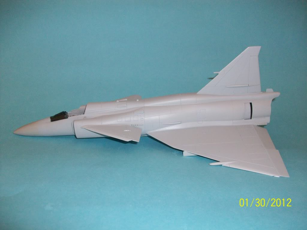 SAAB VIGGEN Airfix 1/48 100_5265