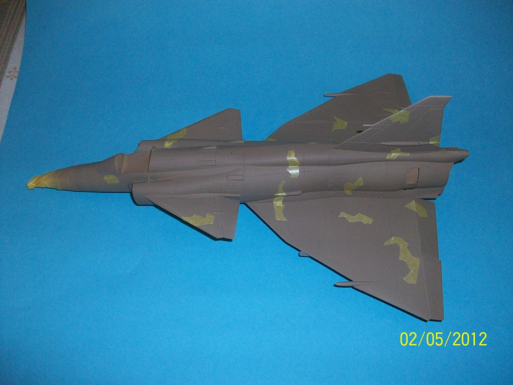 SAAB VIGGEN Airfix 1/48 100_5271