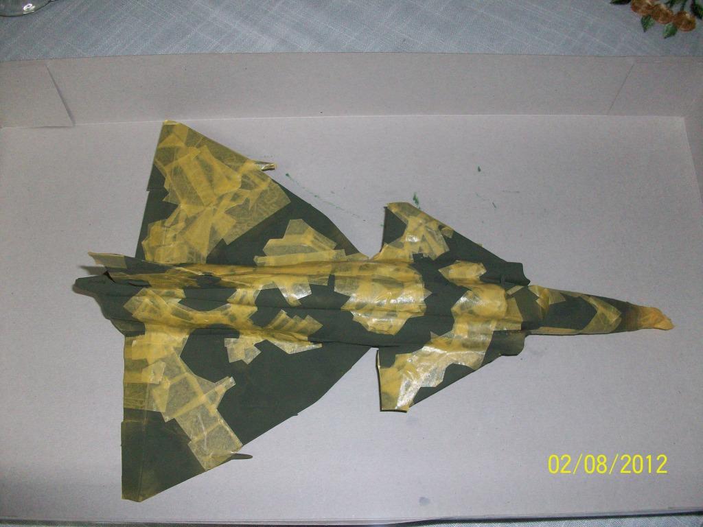 SAAB VIGGEN Airfix 1/48 100_5275