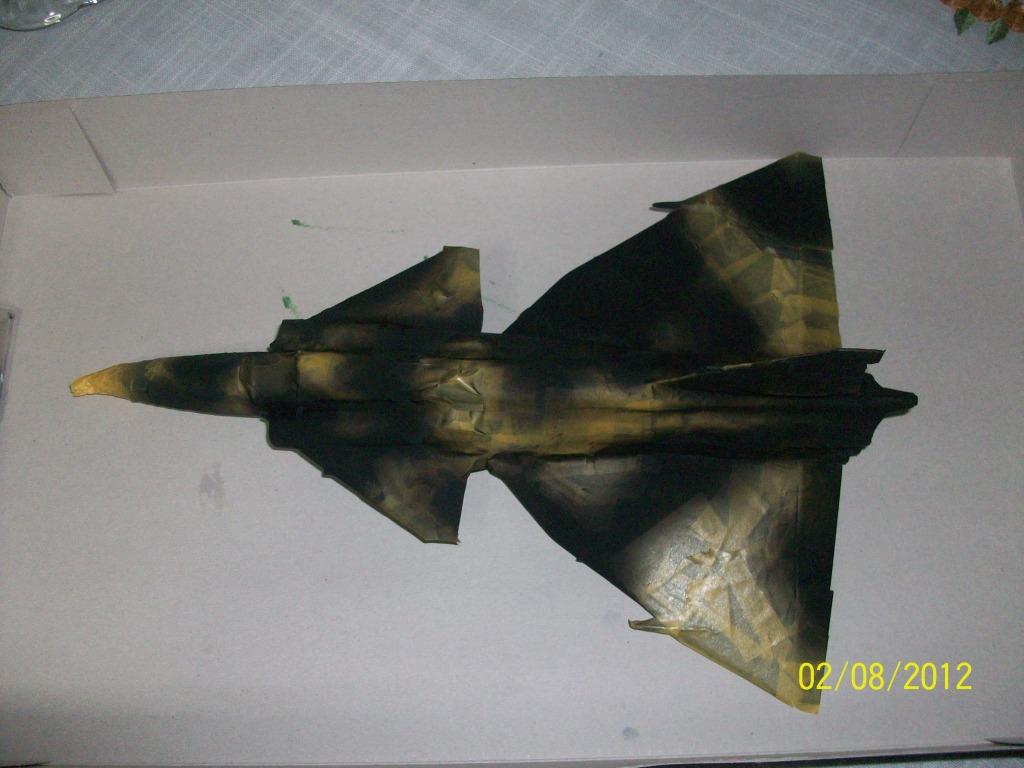 SAAB VIGGEN Airfix 1/48 100_5276