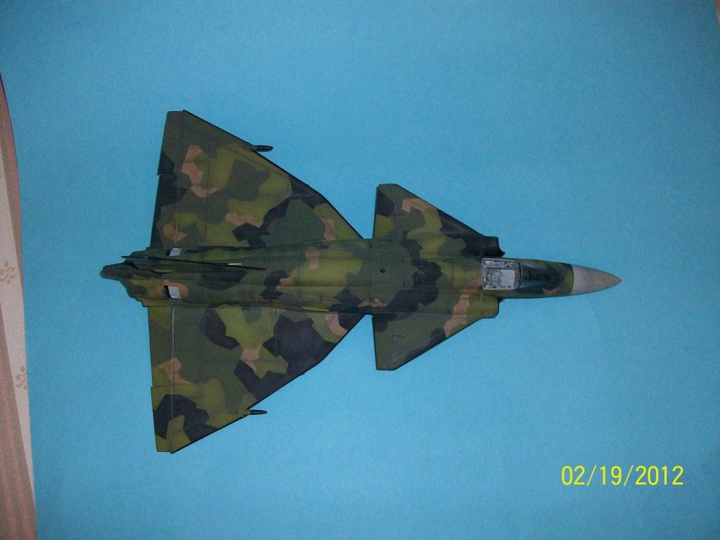 SAAB VIGGEN Airfix 1/48 100_5344