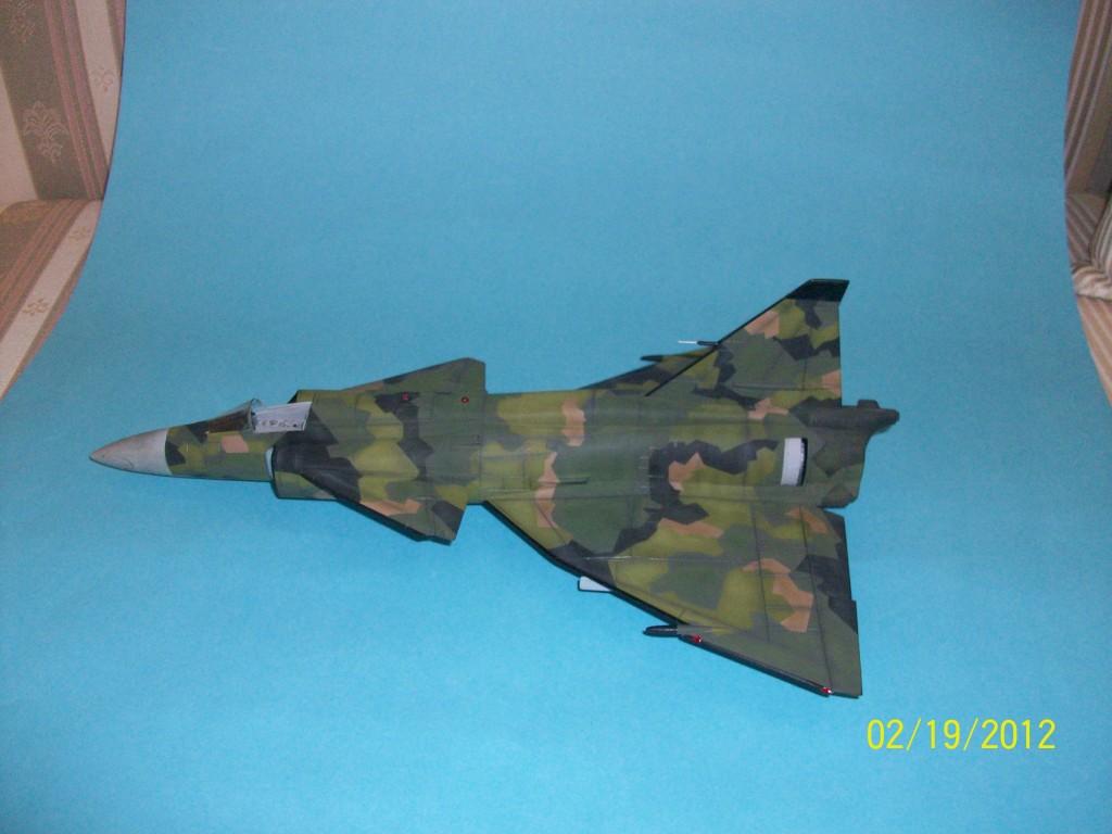 SAAB VIGGEN Airfix 1/48 100_5347