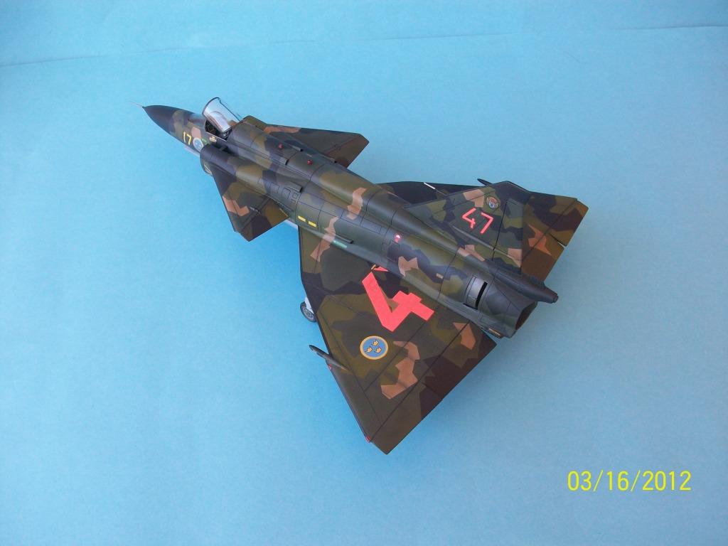 SAAB VIGGEN Airfix 1/48 100_5373