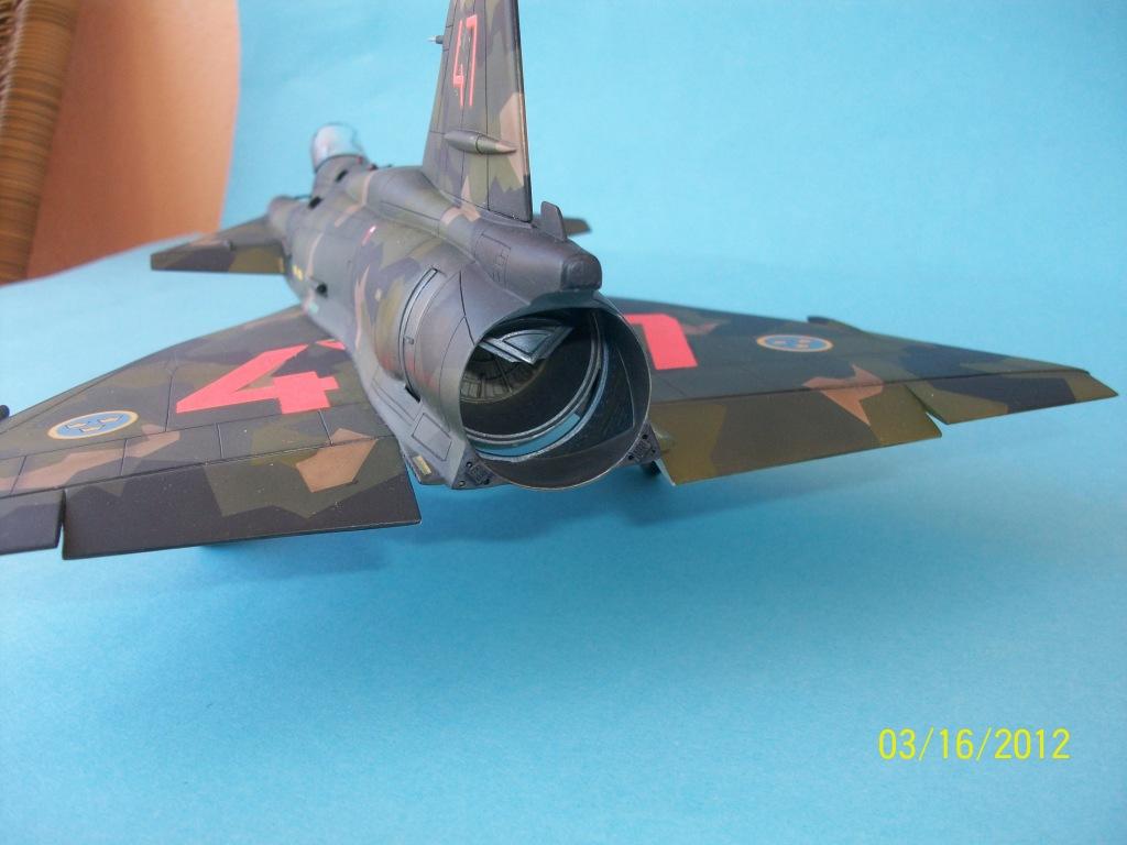 SAAB VIGGEN Airfix 1/48 100_5378