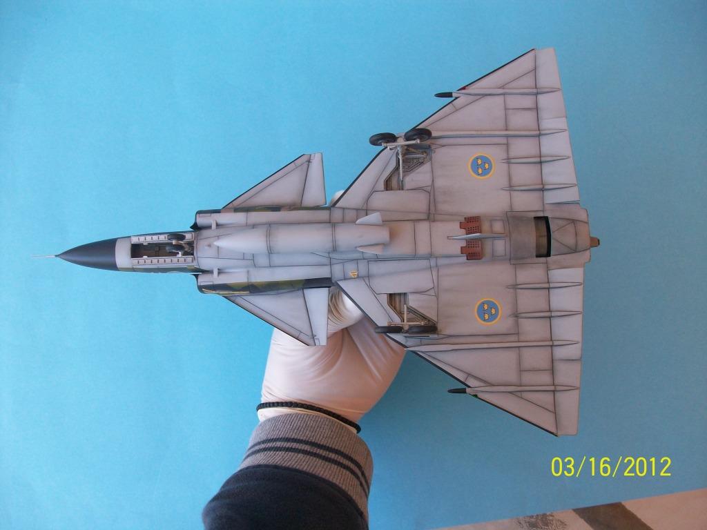 SAAB VIGGEN Airfix 1/48 100_5386