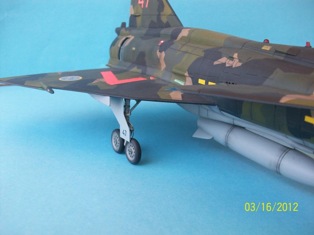 SAAB VIGGEN Airfix 1/48 100_5389