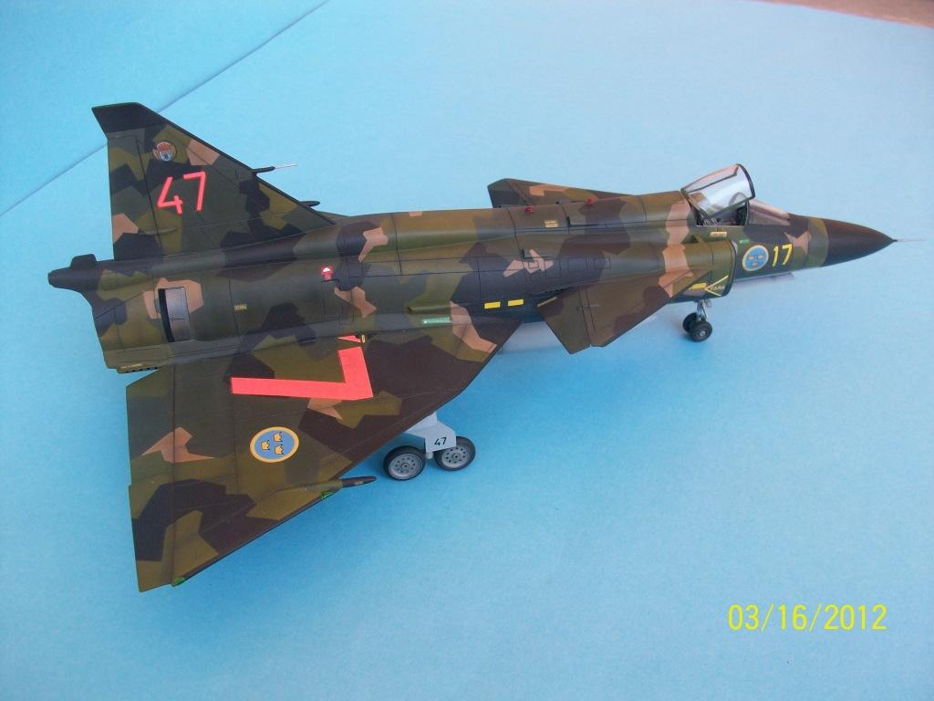 SAAB VIGGEN Airfix 1/48 100_5392