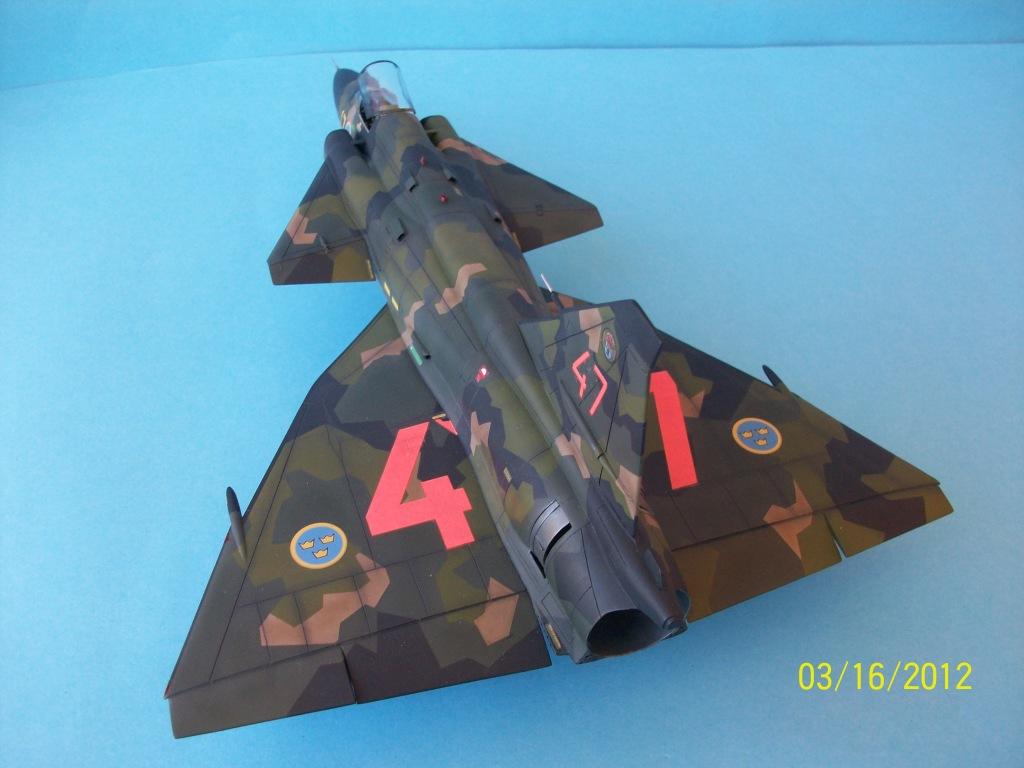 SAAB VIGGEN Airfix 1/48 100_5395