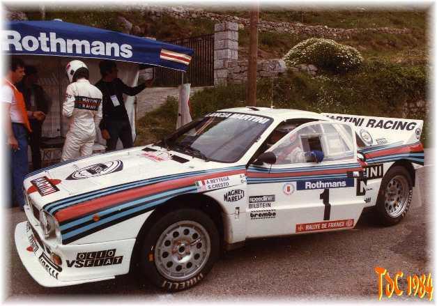 Lancia 037   Bettega/Cresto   Tour de Corse 1984 Bettega2_zpsafac47ce