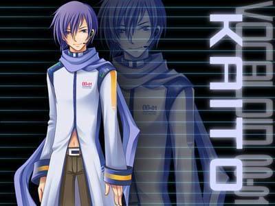 【VOCALOID】  KAITO