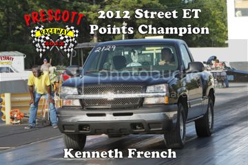 2012 Bracket Points Winners KennethFrench
