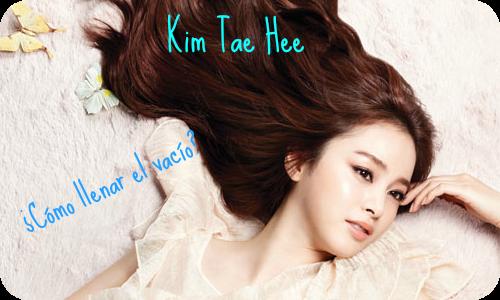 Kim Tae Hee: Relaciones KimTaeHeeFirma