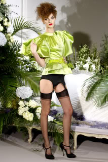 كريستيان ديور - شتاء 2010 Dior-2009-fall-11
