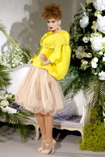 كريستيان ديور - شتاء 2010 Dior-2009-fall-12