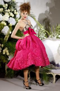 كريستيان ديور - شتاء 2010 Dior-2009-fall-13
