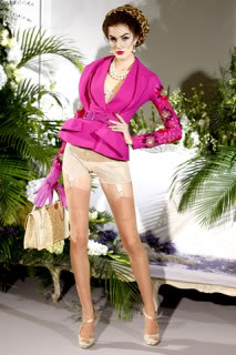 كريستيان ديور - شتاء 2010 Dior-2009-fall-18