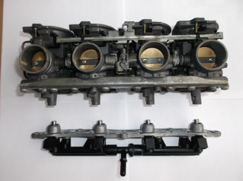 Proyecto de Bandit 400 de carburadores a... ¡INYECCION! DSCF0195_zps0bec54f9