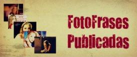 FOTO/FRASES PUBLICADAS