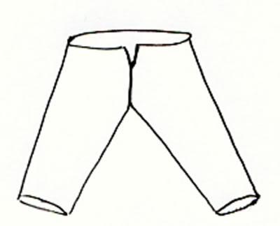 Calzón almogávar Pantalosmedieval-2