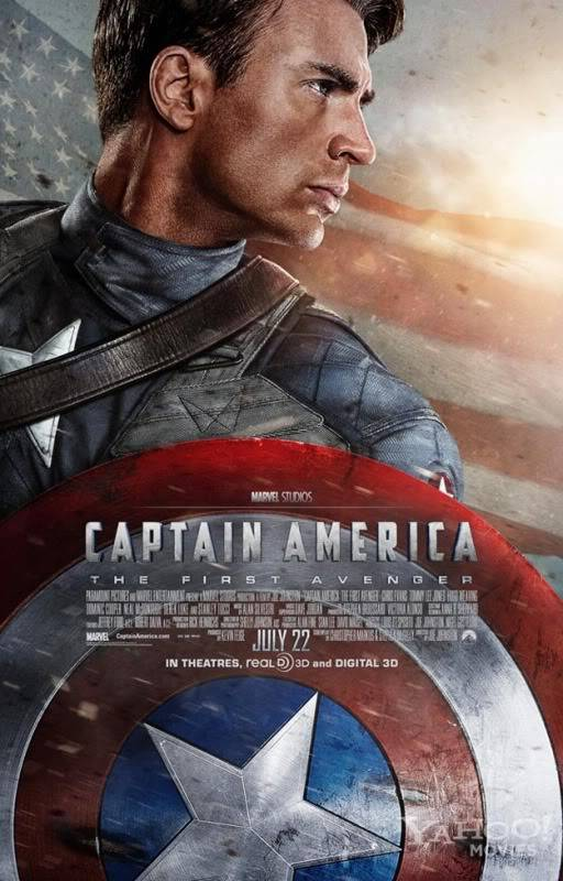 The Captain America/Chris Evans Thread - Page 3 Captain-america-poster