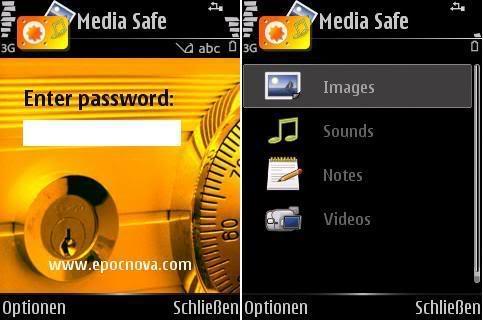 Media safe- para ocultar imagenes,videos,musica,notas Screenshotn950153_119