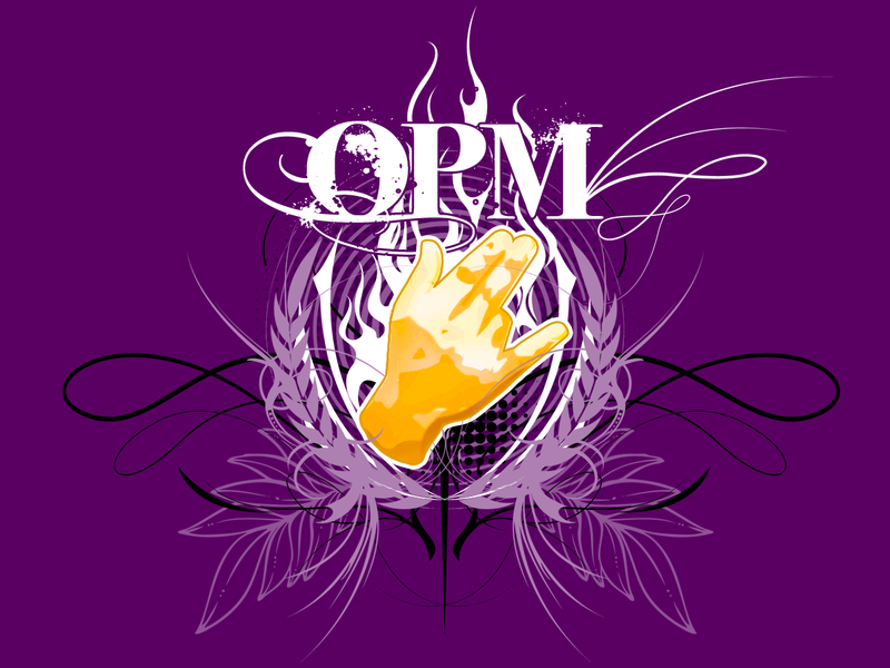Some of my works OPM_logo