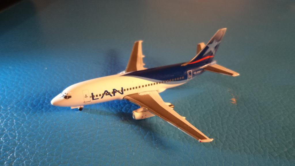 Inflight500 Boeing 737-200 CC-CVI DSC00980