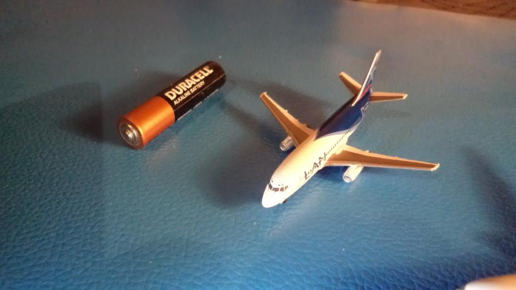 Inflight500 Boeing 737-200 CC-CVI DSC01007