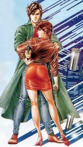 Serie Anime City Hunter ( Cazador) CityHunter-1