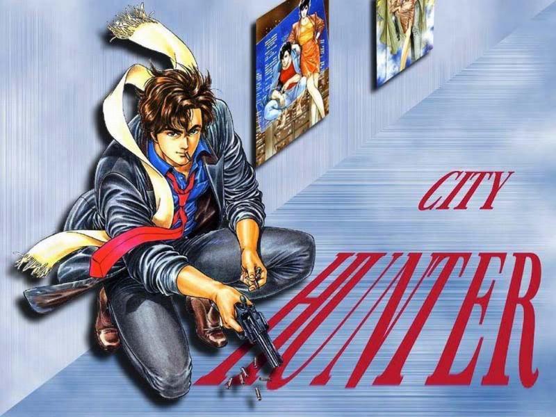 Serie Anime City Hunter ( Cazador) Cityhunter