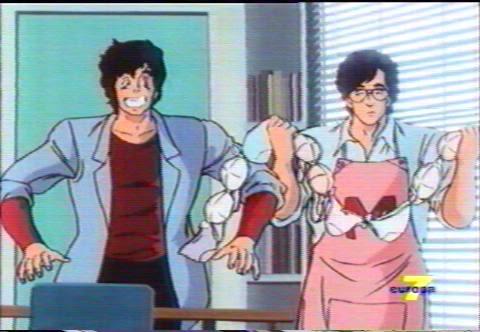 Serie Anime City Hunter ( Cazador) Image62