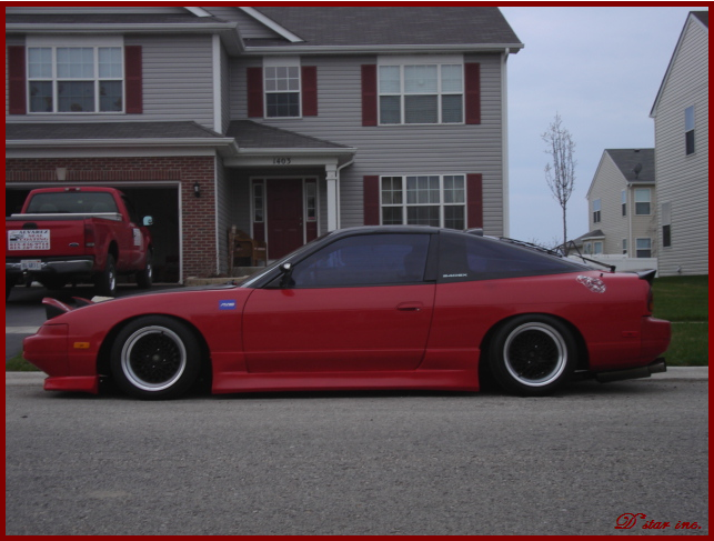 The CA240SX Wheel Fitment and Ride Height thread. 12