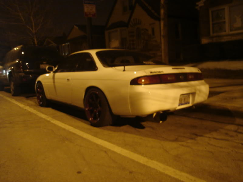 The final squad car, Frankmon's zenki. 23011
