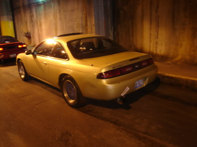 The final squad car, Frankmon's zenki. Mcdonaldsday009
