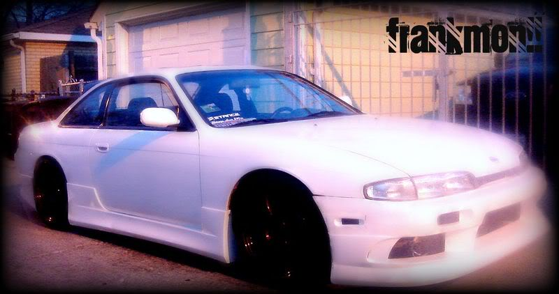 The final squad car, Frankmon's zenki. Frankmon