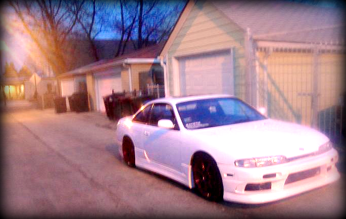 The final squad car, Frankmon's zenki. FrankmonII
