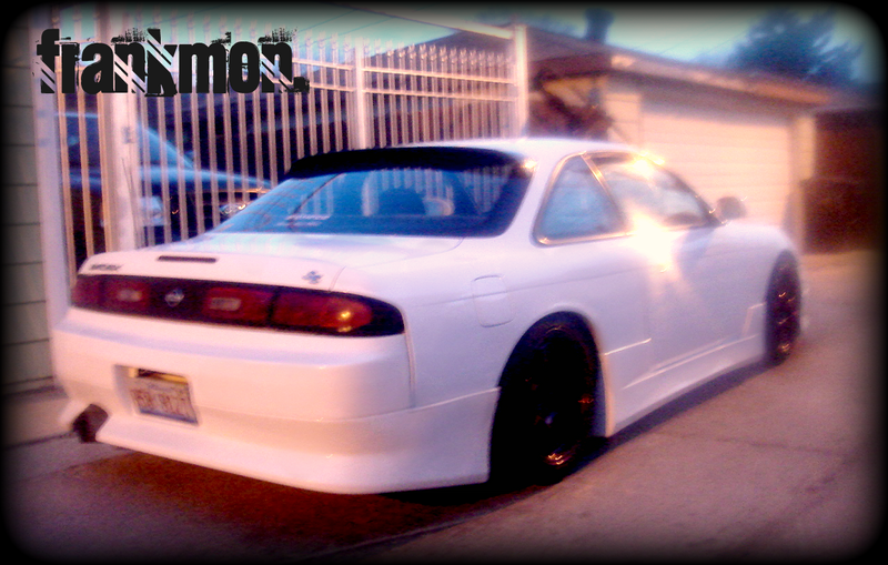 The final squad car, Frankmon's zenki. FrankmonIII