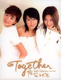 Collection nhạc S.H.E - OST SHE-Together