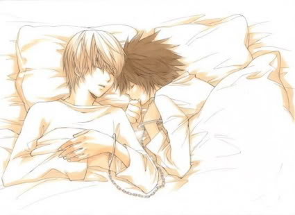 ~ Galeria Death Note][* Sleep8rr