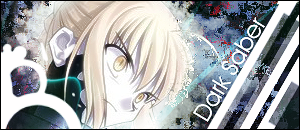 Wonder who this person could be? DarkSaberSignature