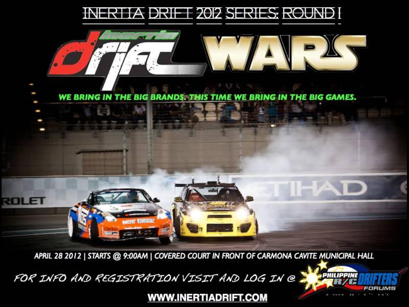 DRIFT WARS DRIFTWARS001-1